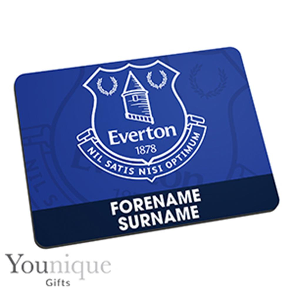 Picture of Personalised Everton FC Mouse Mat