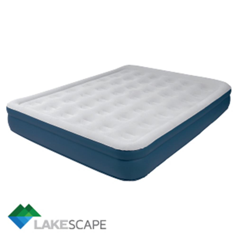 Picture of Lakescape High Raised Double Airbed