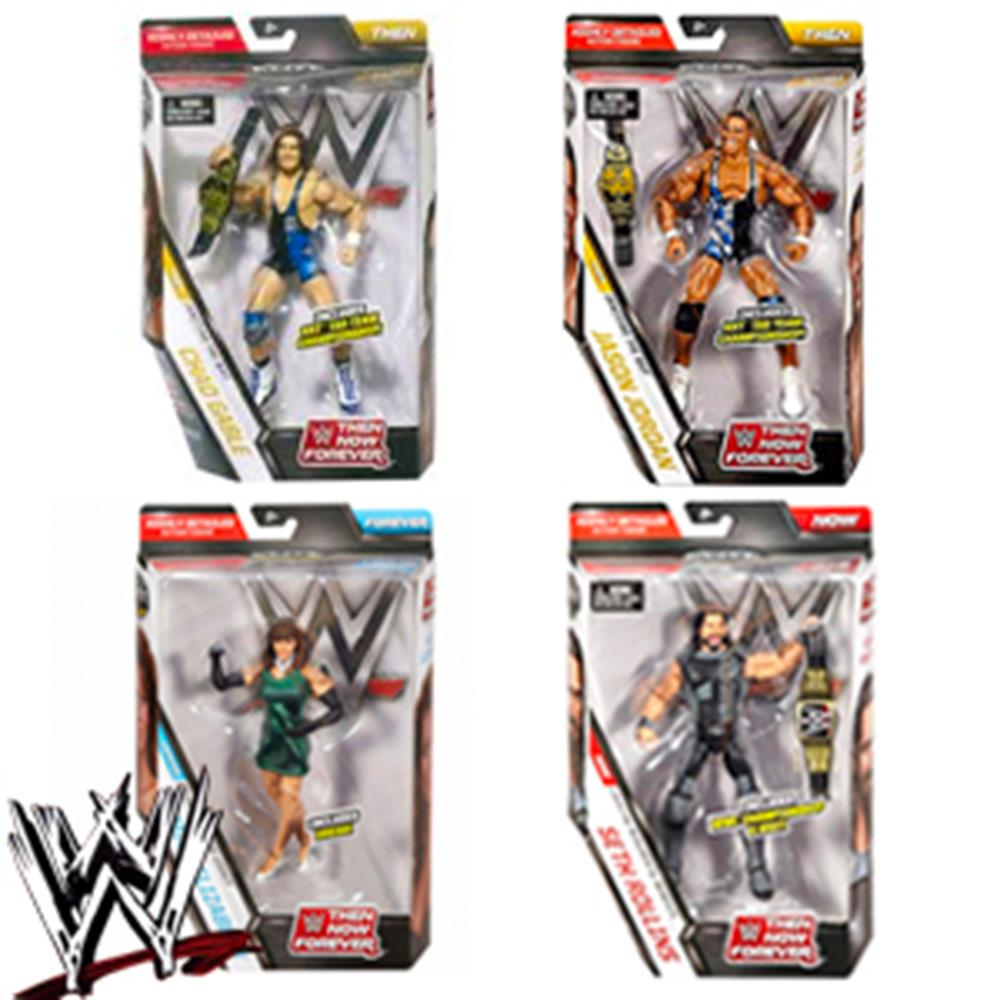 Picture of WWE Then, Now & Forever Figure