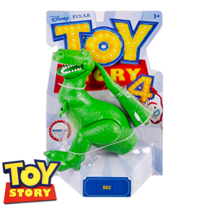 Picture of Toy Story 4 Posable Rex Figure