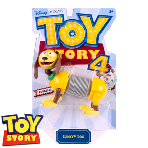 Picture of Toy Story 4 Posable Slinky Dog Figure
