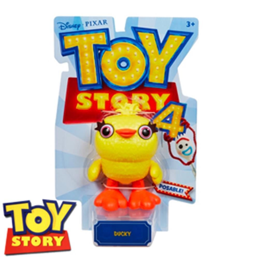 Picture of Toy Story 4 Posable Ducky Figure