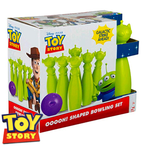 Picture of Toy Story OOOOH! Shaped Bowling Set