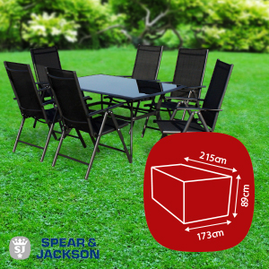 Picture of Spear & Jackson 6-Seater Table Cover
