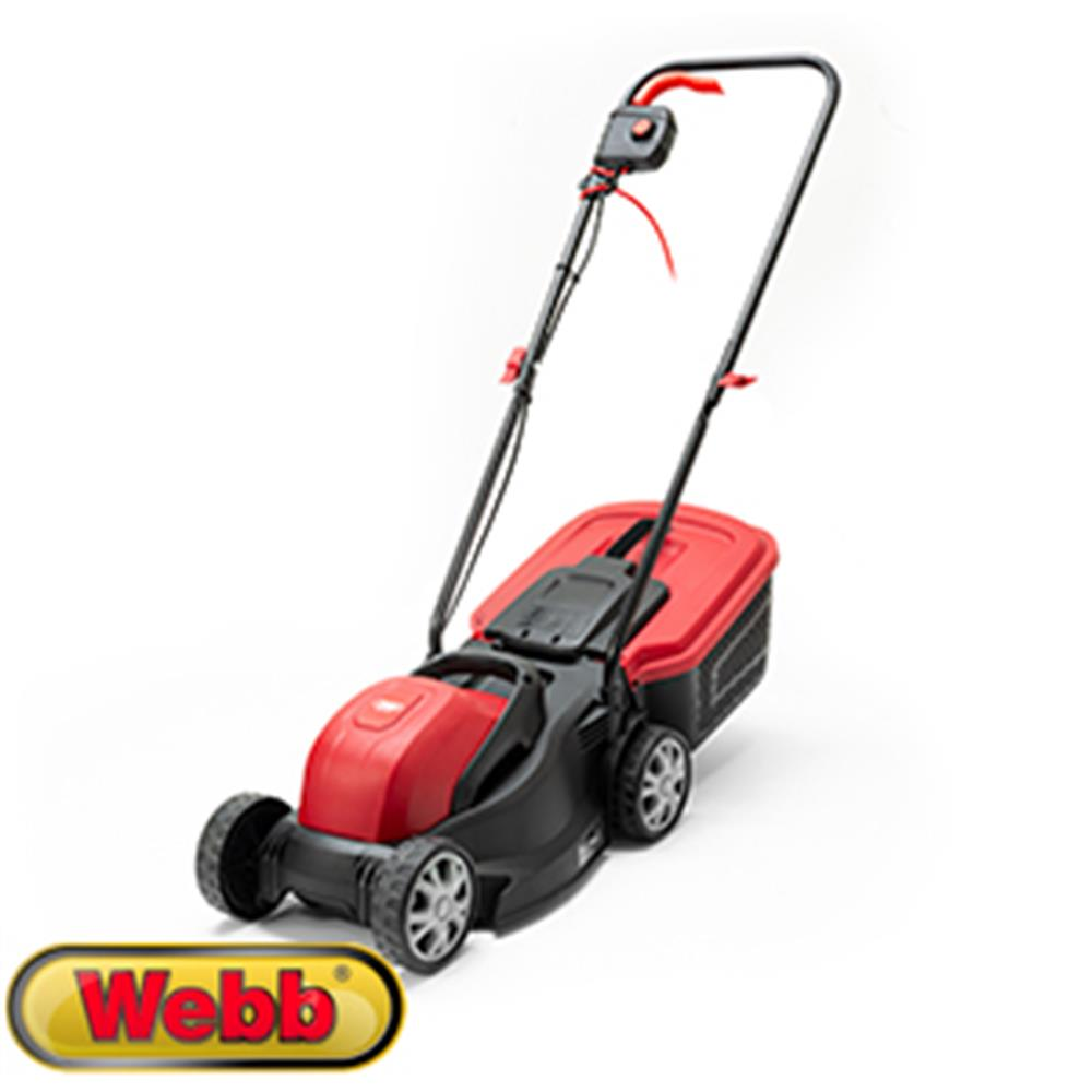Picture of Webb Heritage Electric Lawnmower