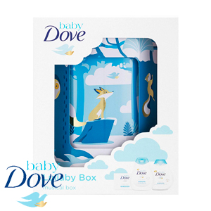 Picture of Baby Dove: Lullaby Musical Tin