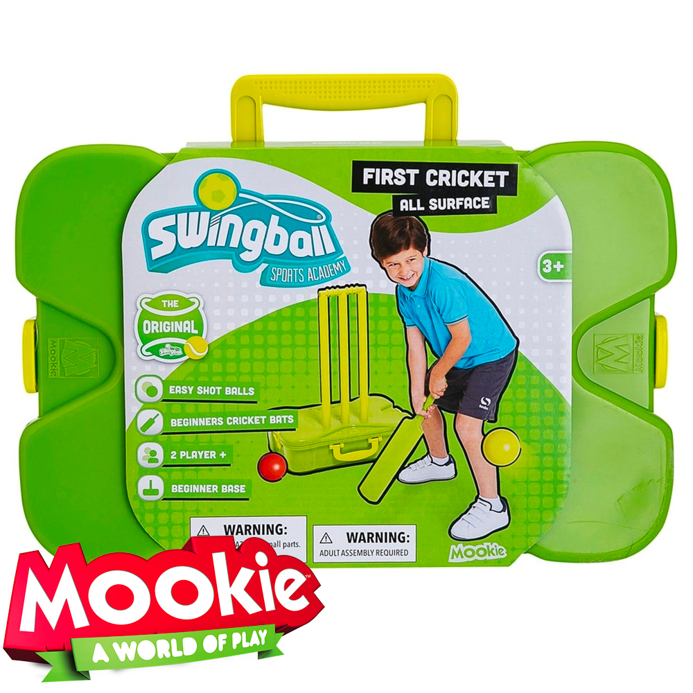 Picture of Mookie All Surface Swingball Cricket