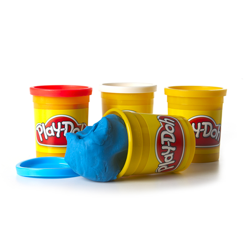 Picture of Play-Doh Classic Colours (Set of 4)