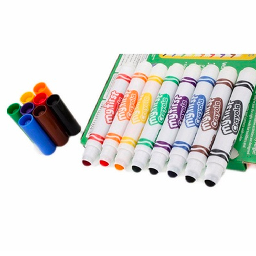 Picture of Crayola My First Washable Markers