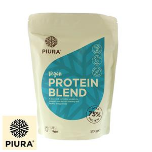 Picture of Piura Vegan Protein Blend 500g