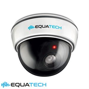 Buy Equatech Dummy Security Camera Dc 100 At Home Bargains