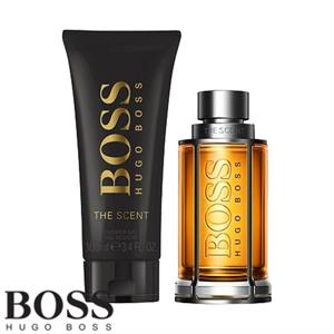 Picture of Hugo Boss: Boss The Scent EDT 50ml Gift Set