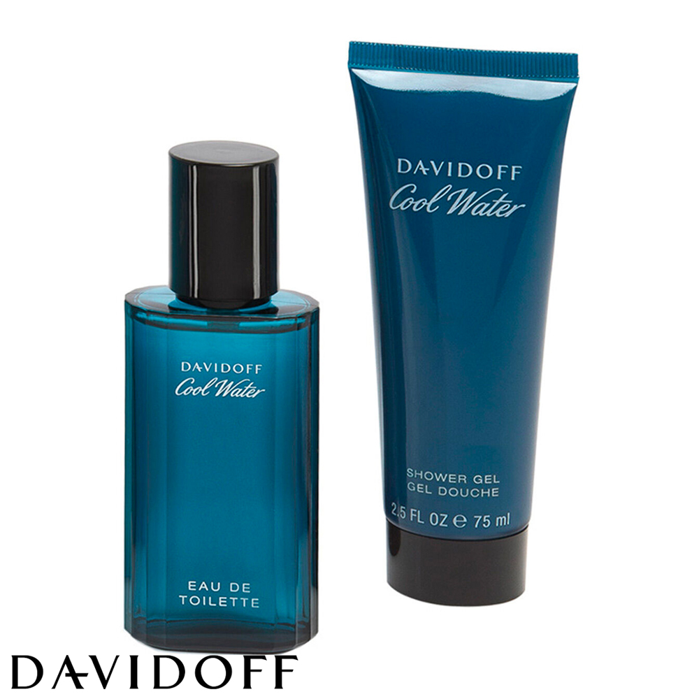 Picture of Davidoff Cool Water 40ml EDT Gift Set
