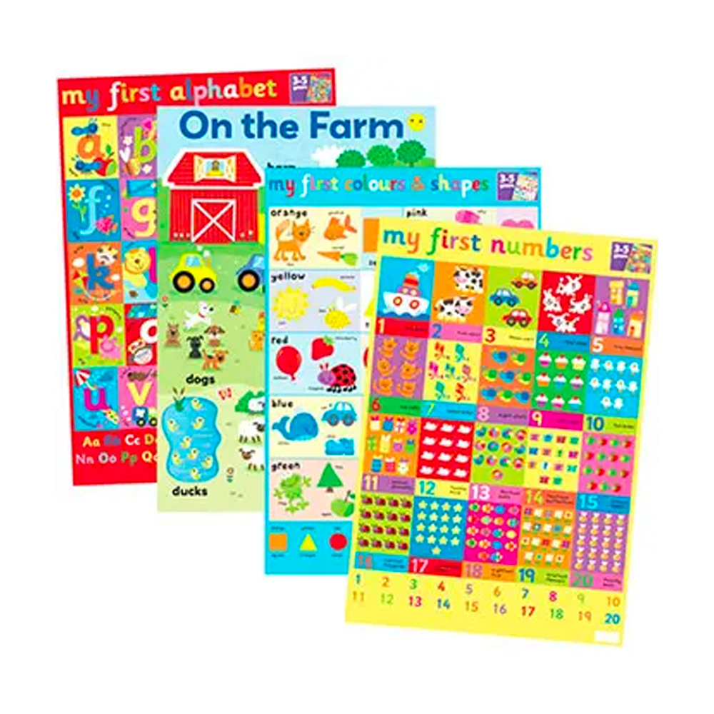 Picture of My First Wall Chart Pack
