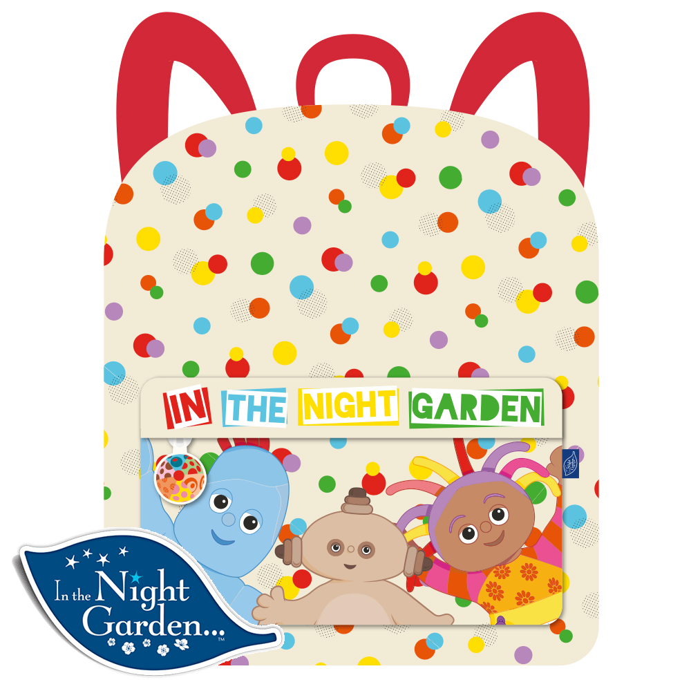 Picture of In The Night Garden Backpack