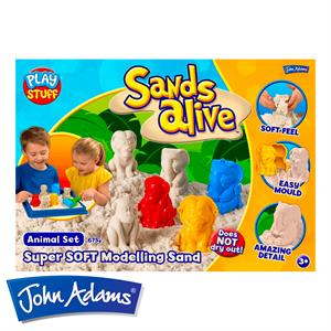 Picture of John Adams: Sands Alive Animal Set
