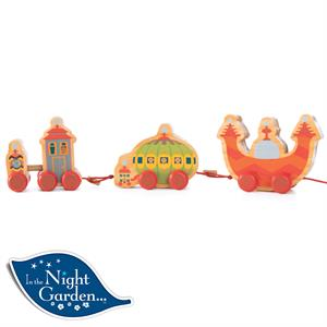 Picture of In The Night Garden: Wooden Pull Along Ninky Nonk