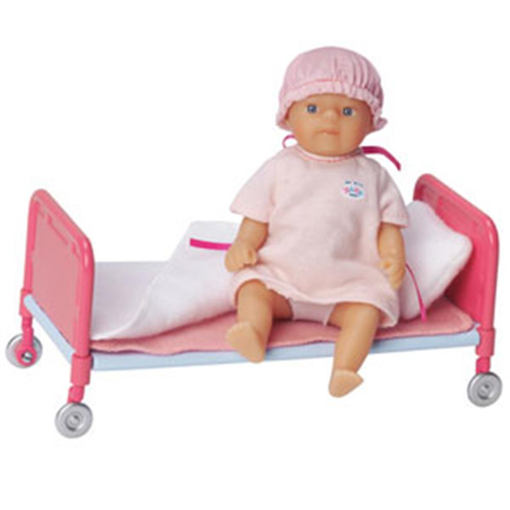 Buy My Mini Baby Born Hospital Bed At Home Bargains