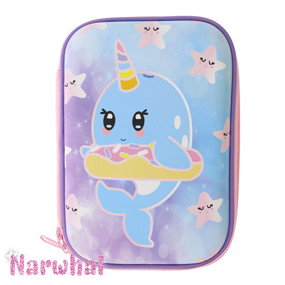 Picture of Narwhal EVA Pencil Case