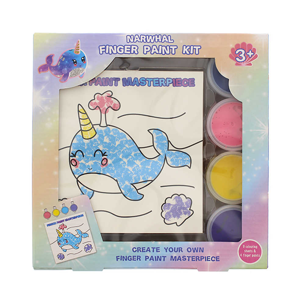 Picture of Finger Paint Kit