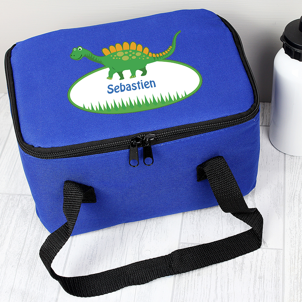 Picture of Personalised Dinosaur Lunch Bag