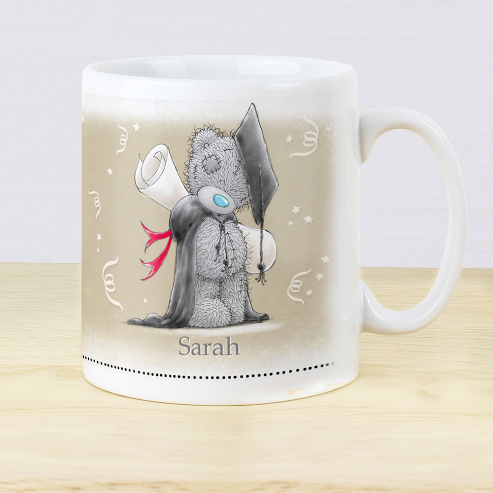 Picture of Personalised Me to You Graduation Mug