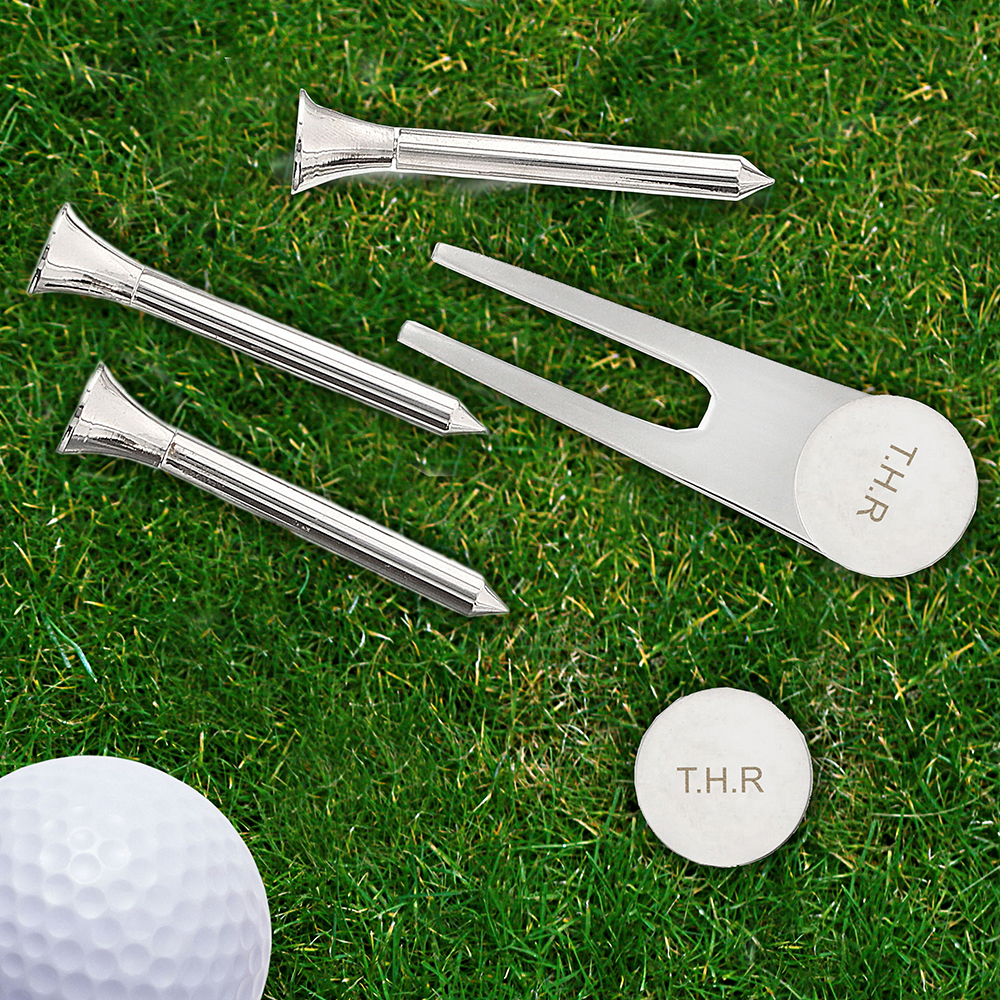 Picture of Personalised Golf Set