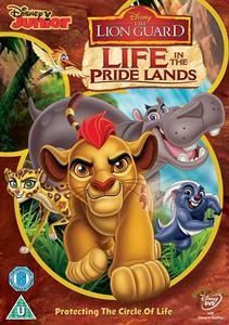 Picture of The Lion Guard: Life In The Pride Lands DVD