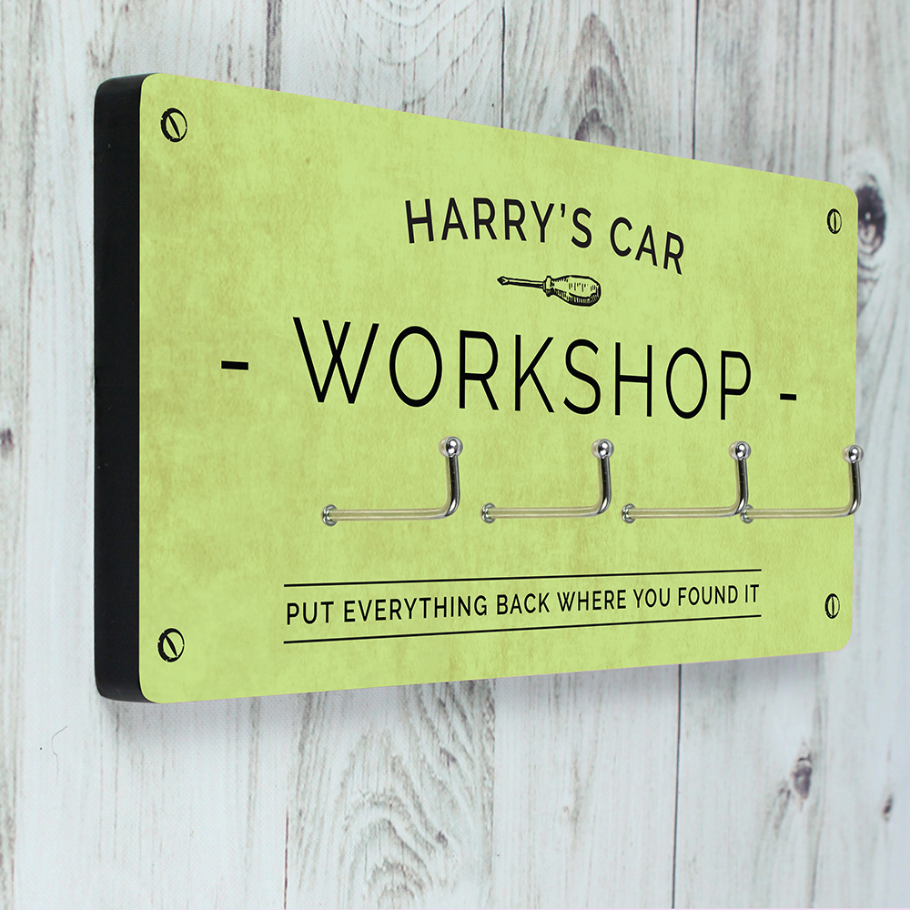 Picture of Personalised Workshop Hooks