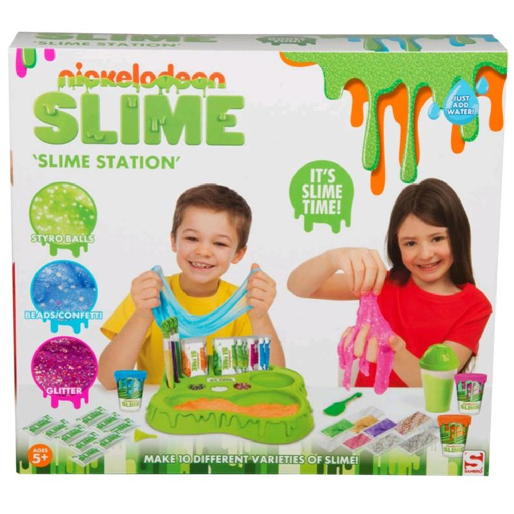 Picture of Nickelodeon Slime Station