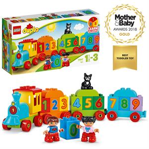 Picture of LEGO DUPLO My First Number Train 10847