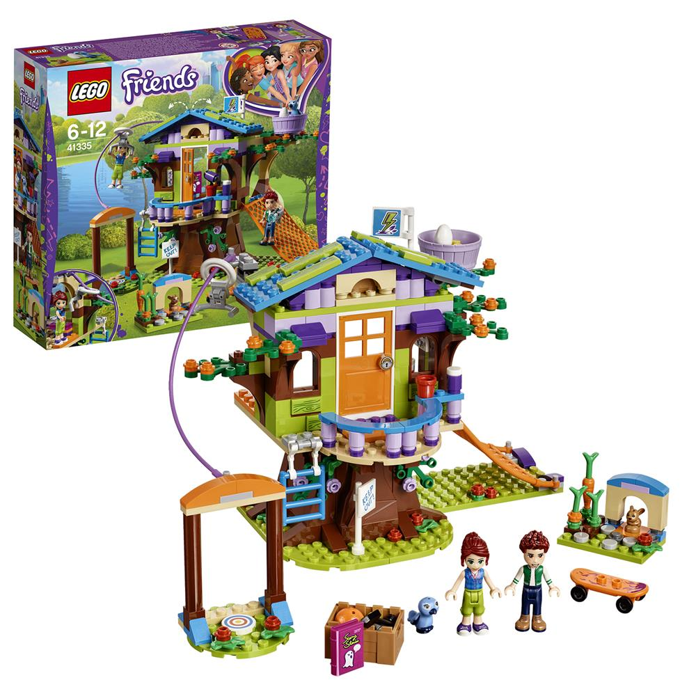 Picture of LEGO Friends Mia's Tree House 41335