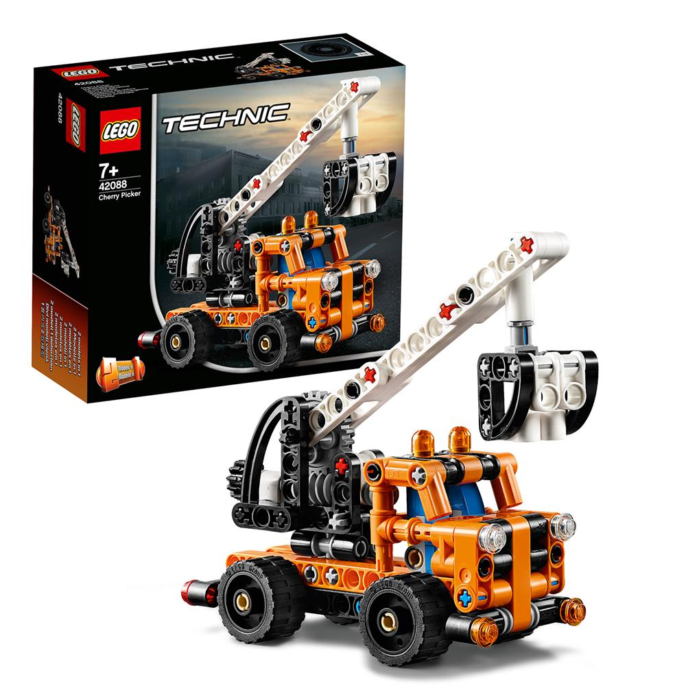 Picture of LEGO Technic Cherry Picker 42088
