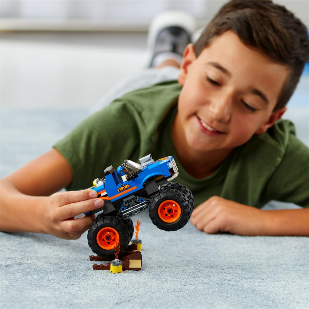 Picture of LEGO City Great Vehicles Monster Truck 60180
