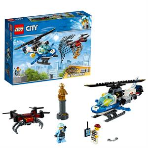 Picture of LEGO City Police Sky Police Drone Chase 60207