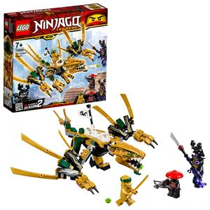 Picture of LEGO Ninjago The Golden Dragon 70666