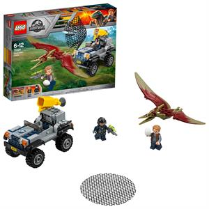 Picture of LEGO Jurassic World Pteranodon Chase 75926