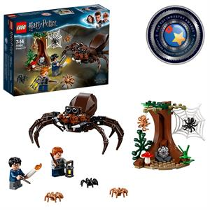 Picture of LEGO Harry Potter Aragog's Lair 75950