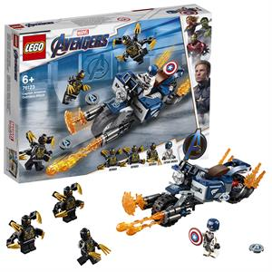 Picture of LEGO Super Heroes Captain America 76123