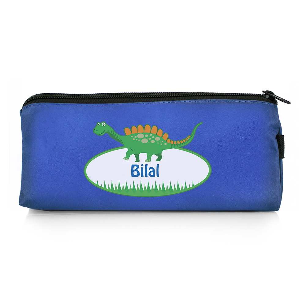 Picture of Personalised Dinosaur Pencil Case