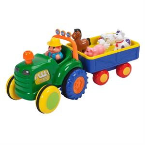 Picture of Kiddieland Lights n' Sounds Farm Tractor