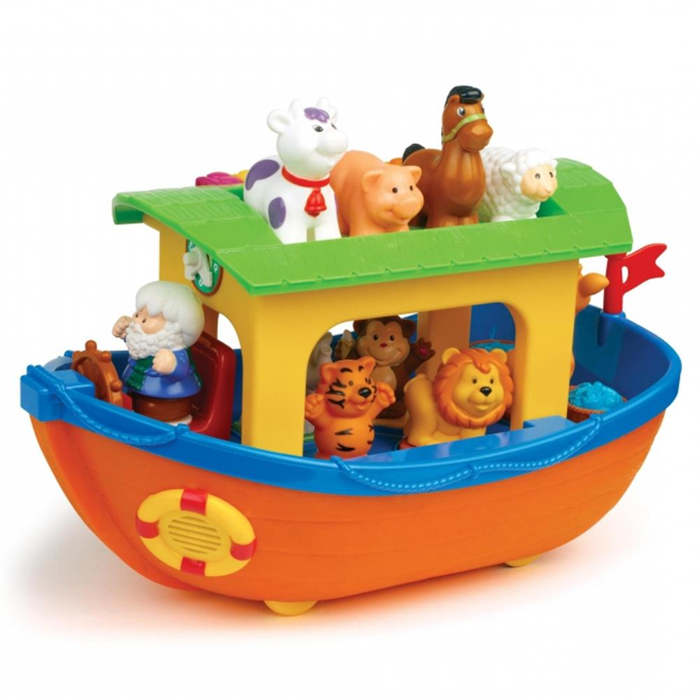 Picture of Kiddieland: Activity Noah's Ark Playset