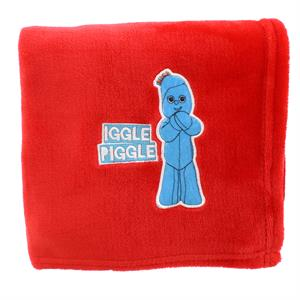 Picture of In The Night Garden Iggle Piggle Blanket