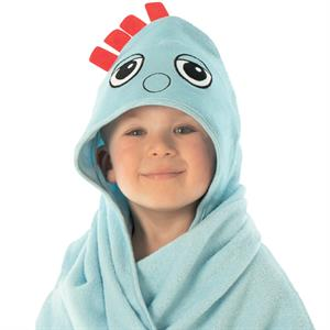 Picture of In The Night Garden: Iggle Piggle Hooded Towel