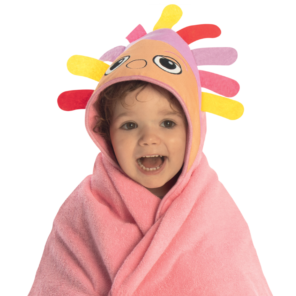 Picture of In The Night Garden: Upsy Daisy Hooded Towel