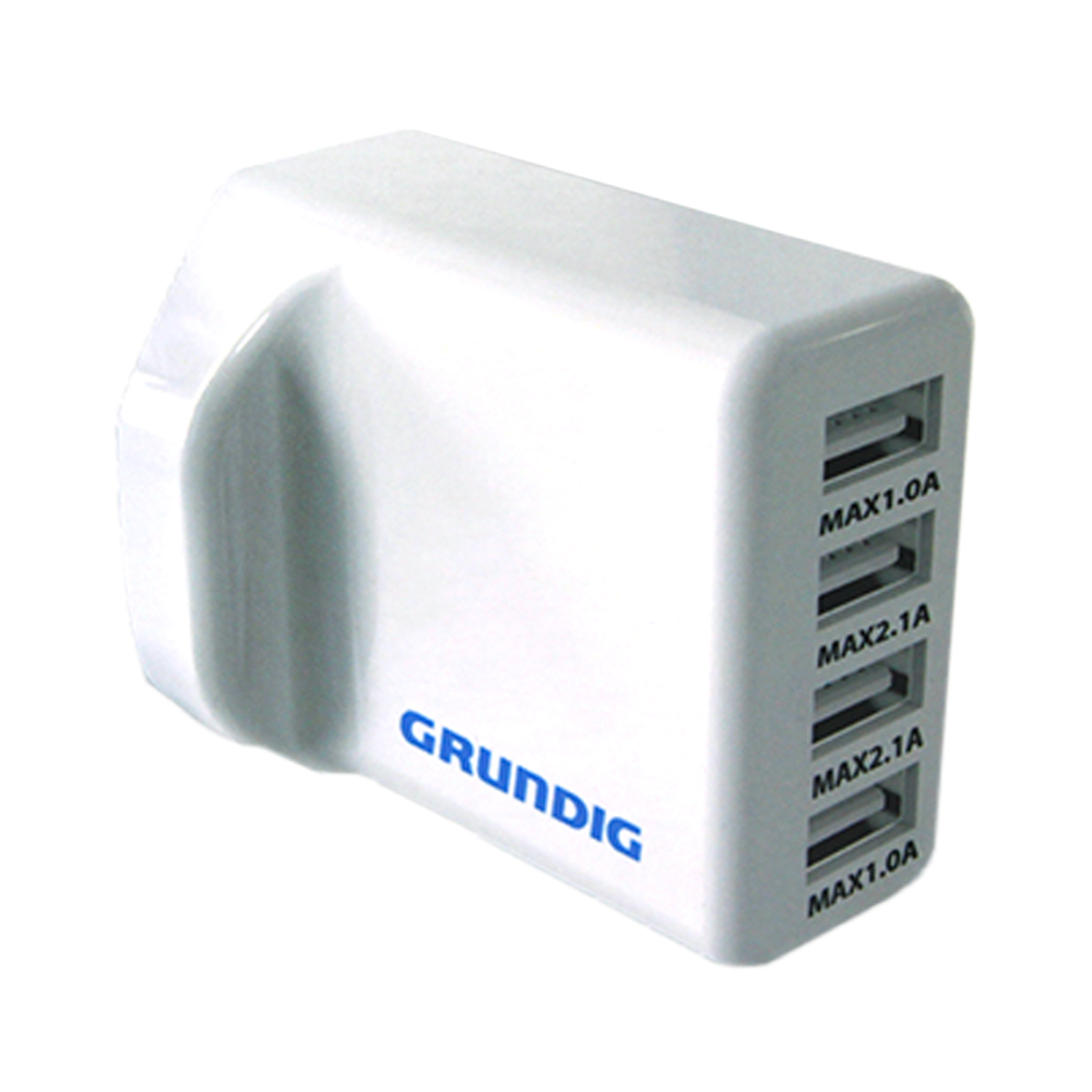 Picture of Grundig Charger 4USB
