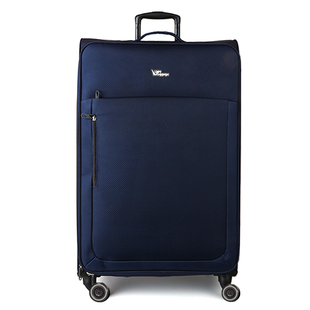 Picture of Light Luggage: Ultra Light Suitcase (Blue)