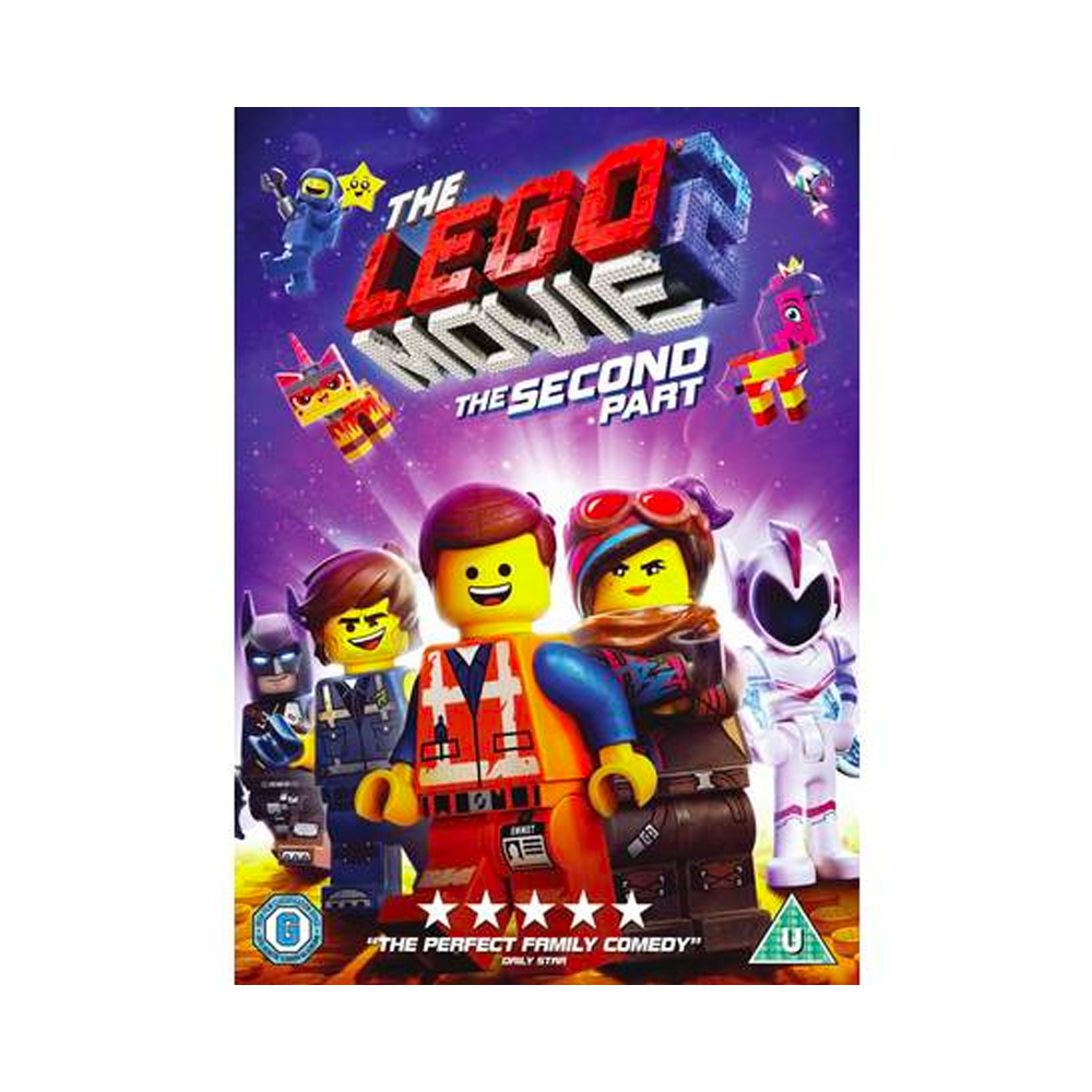 Picture of The Lego Movie: The Second Part DVD