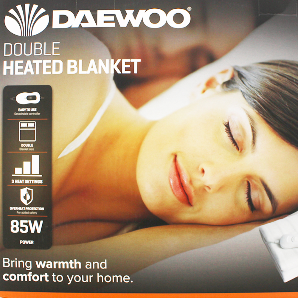 Picture of Daewoo Heated Blanket (Double)