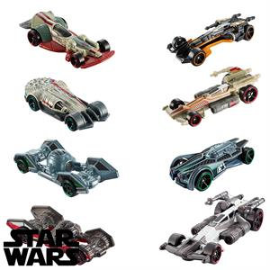 Picture of Star Wars Hot Wheels Carships (Case of 12)